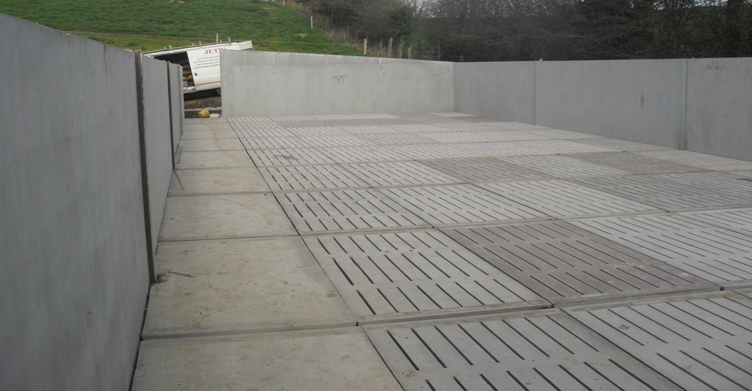 Precast Insulated Concrete Wall Panels Jetwash