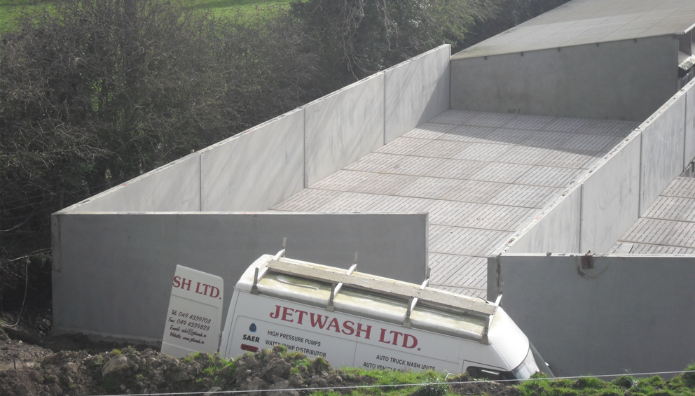 Precast Concrete Wall Panel Systems : Precast insulated concrete wall panels jetwash